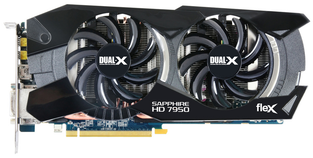 Sapphire Radeon HD 7950 Flex (2)