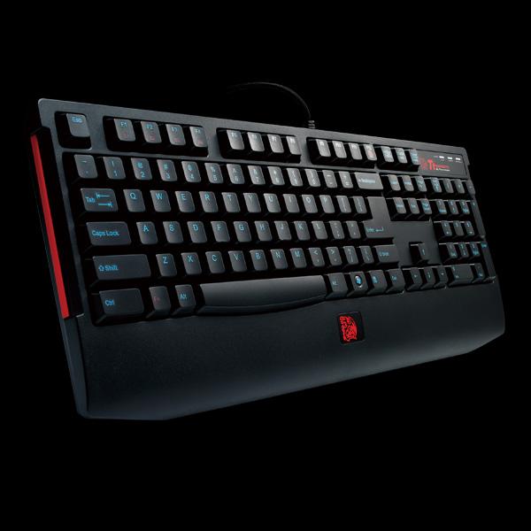 Tt eSPORTS desvela el teclado Gamer Knucker
