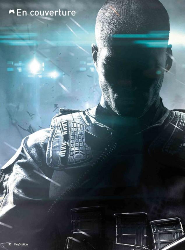 """Nuevas imágenes de Black Ops II en la revista """"PlayStation"""" francesa"""