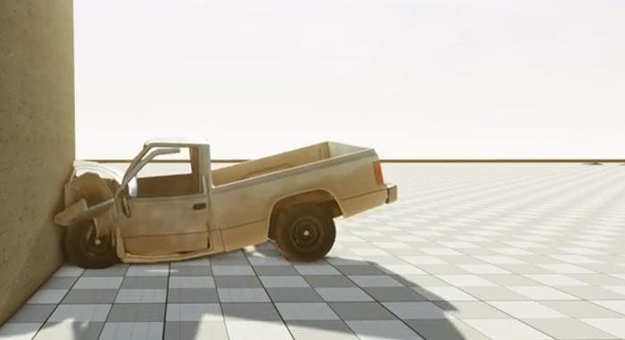 El motor de físicas de CryEngine 3 te dejará con la boca abierta