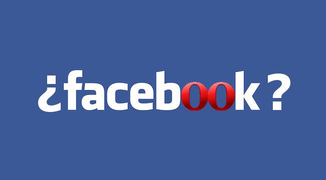 Facebook interesada en comprar el navegador Opera