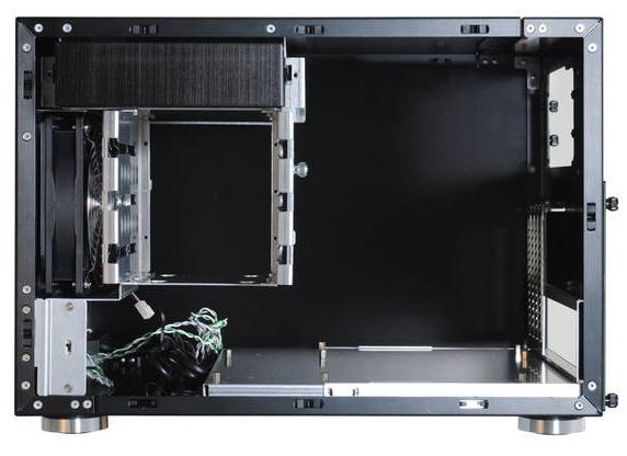 lian li pc v355 2 Lian Li sigue aumentado su catalogo con dos nuevas cajas de aluminio