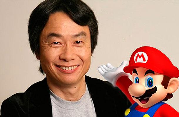 El creador de Mario Bros gana el Premio Príncipe de Asturias 2012