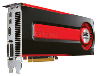 AMD lanza la Radeon HD 7970 GHz Edition