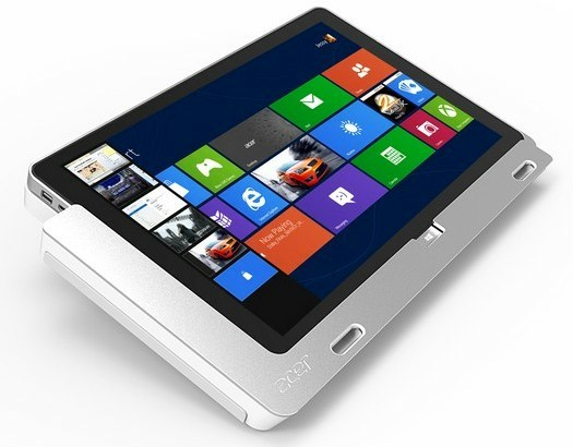 Acer ICONIA W510 1 Computex 2012: Acer presenta las tablets ICONIA W510 e ICONIA W700