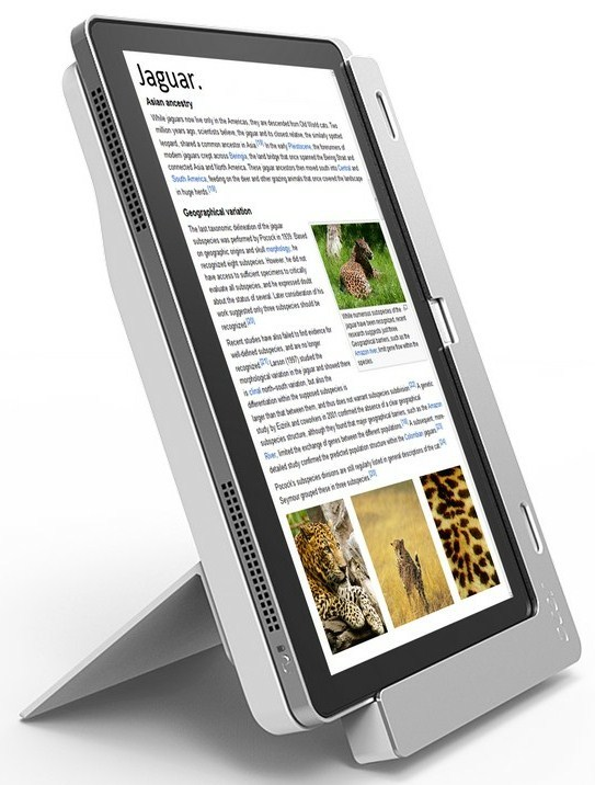 Acer ICONIA W700 1 Computex 2012: Acer presenta las tablets ICONIA W510 e ICONIA W700