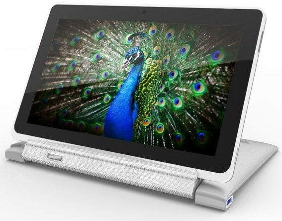 Acer ICONIA W700 2 Computex 2012: Acer presenta las tablets ICONIA W510 e ICONIA W700