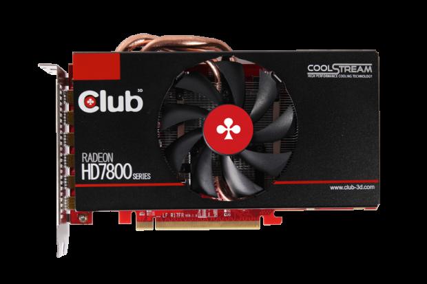 Club 3D Radeon HD 7870 Eyefinity 6 CGAX 7876M6 2 620x413 Club 3D anuncia Radeon HD 7870 Eyefinity 6