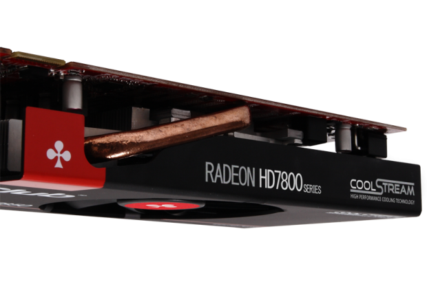 Club 3D Radeon HD 7870 Eyefinity 6 CGAX 7876M6 4 620x413 Club 3D anuncia Radeon HD 7870 Eyefinity 6