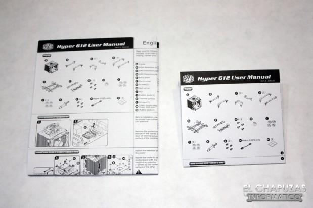 Cooler Master Hyper 612S 1 619x412 Review: Cooler Master Hyper 612S