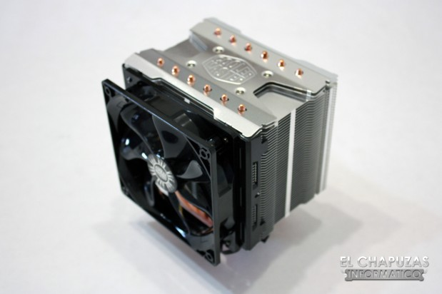 Cooler Master Hyper 612S 11 619x412 Review: Cooler Master Hyper 612S