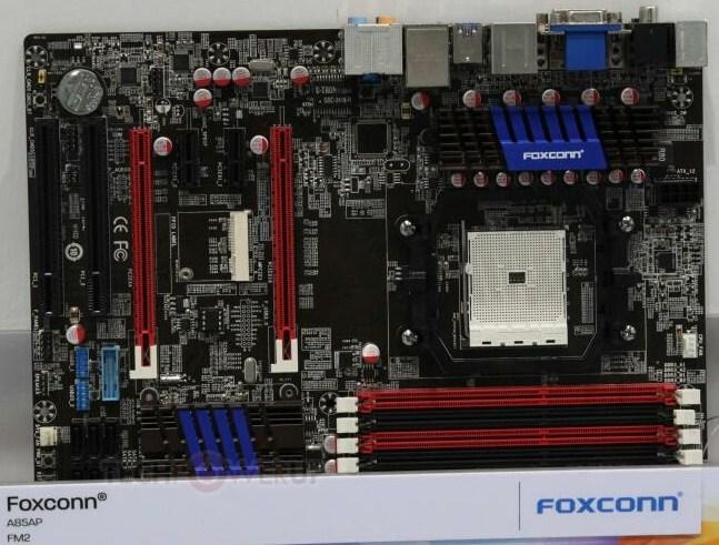 Foxconn A85AP