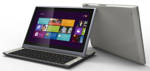 MSI Slider S20 MSI Slider S20: El Ultrabook deslizable de MSI en imágenes