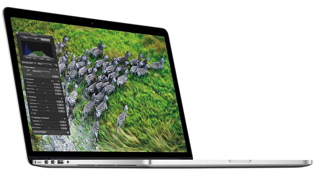 Apple actualiza los MacBook Pro con Retina Display