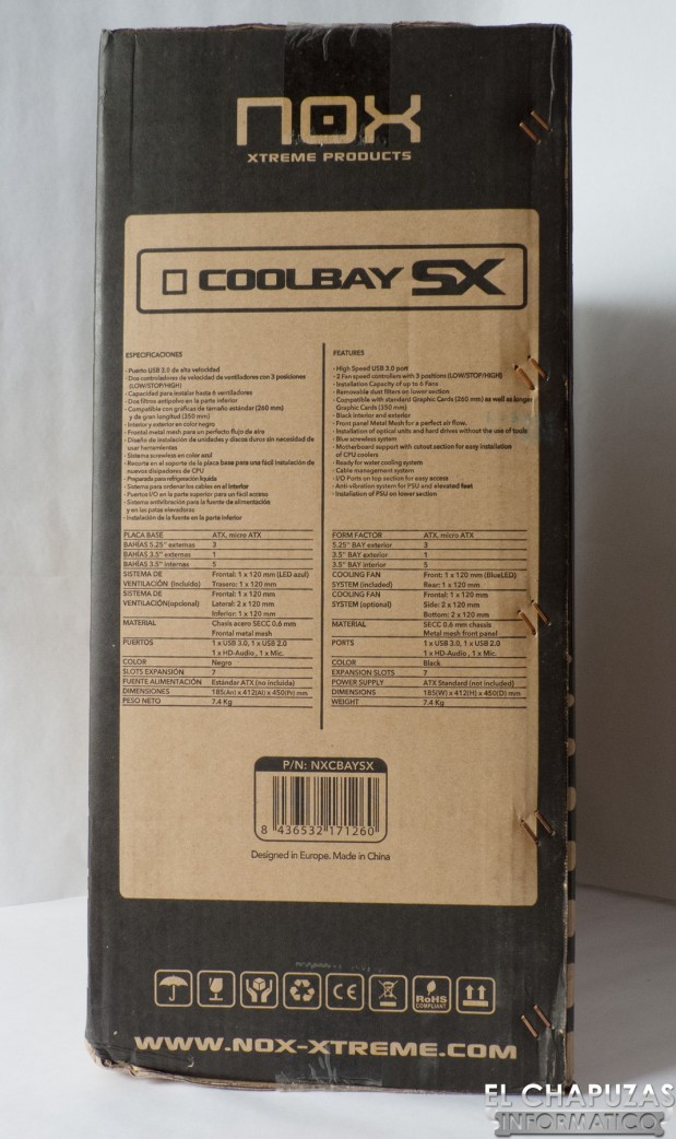 NOX Coolbay SX 03 619x1042 Review: Nox Coolbay SX