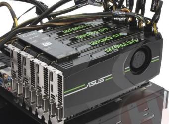 Nvidia estaría preparando una GPU Quad-GK104