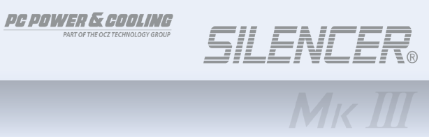 PC Power Cooling Silencer MKIII OCZ Logo Review: PC Power & Colling Silencer MKIII 500W