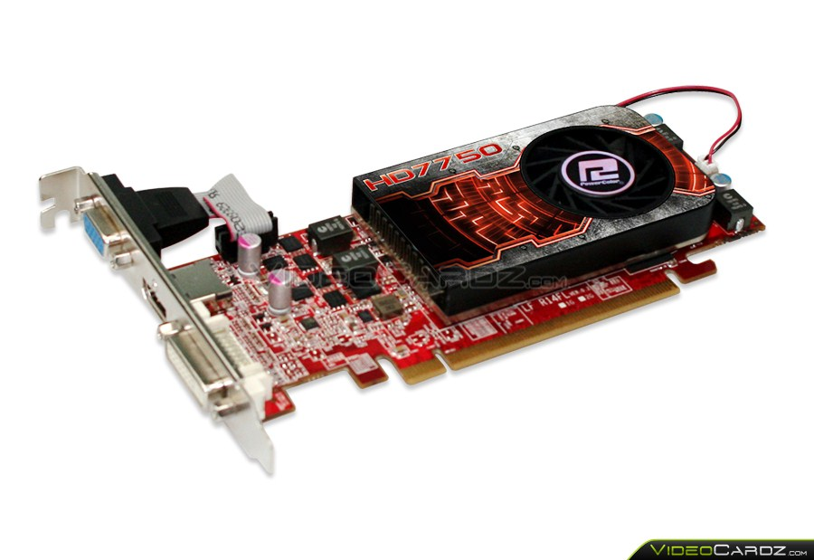 PoweColor HD 7750 LP (2)