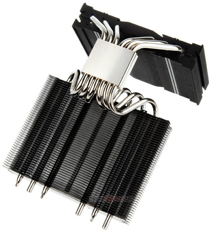 Prolimatech lanza el disipador Black Series Genesis para CPU