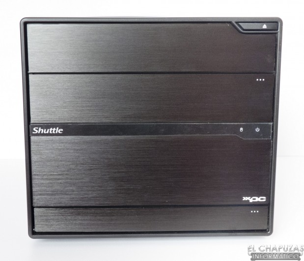 Shuttle SZ68R5 02 619x531 Review: Shuttle XPC Barebone SZ68R5