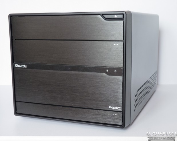 Shuttle SZ68R5 03 619x493 Review: Shuttle XPC Barebone SZ68R5
