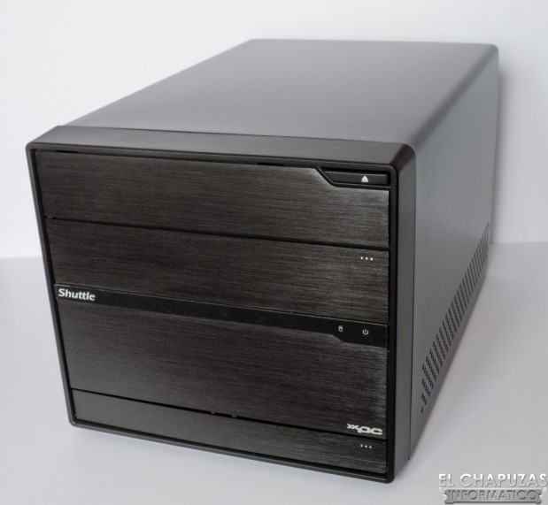 Shuttle SZ68R5 04 619x571 Review: Shuttle XPC Barebone SZ68R5