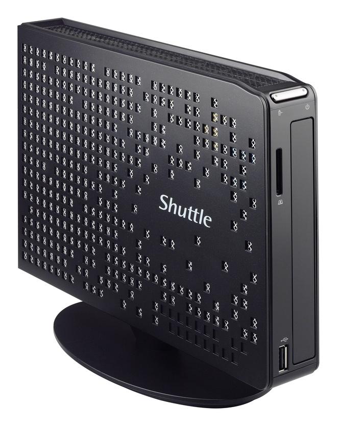 Shuttle lanza el Mini-PC XS35GTA V3 con gráficos AMD Radeon