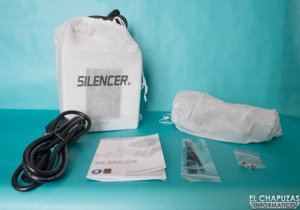 Silencer MKIII 500W 07 619x433 Review: PC Power & Colling Silencer MKIII 500W