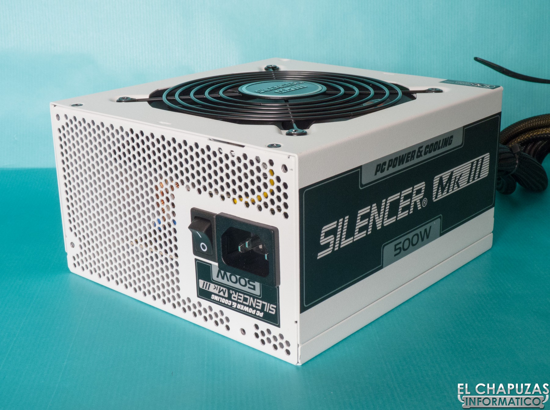 Review: PC Power & Colling Silencer MKIII 500W