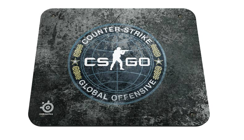 SteelSeries anuncia los periféricos para Counter Strike: Global Offensive y Dota 2