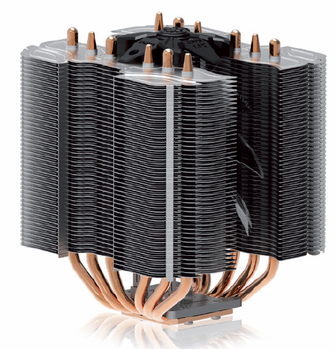 Zalman anuncia el disipador CPU CNPS14X