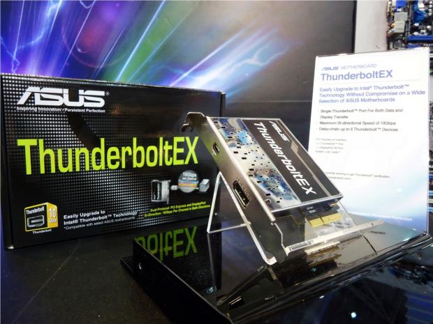 asus thunderboltex 1 620x465 Computex 2012: Asus desvela su tarjeta de expansión Thunderbolt