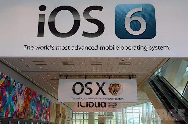 Apple habla sobre iOS 6 y la última versión de Mac OS X «Mountain Lion» en el WWDC 2012