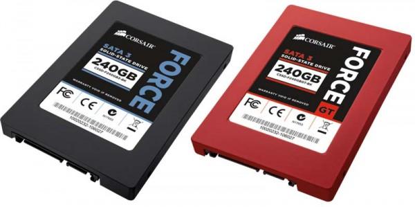 Corsair actualiza el firmware de sus unidades SSD