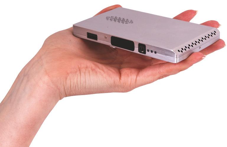 Computex 2012: Detsel-01, el PC x86 más pequeño hasta la fecha