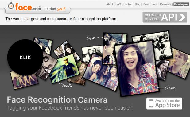 face.com  619x380 Facebook adquiere la compañía de reconocimiento facial Face.com