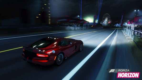 E3: Forza Horizon se presenta como gran rival a Need for Speed