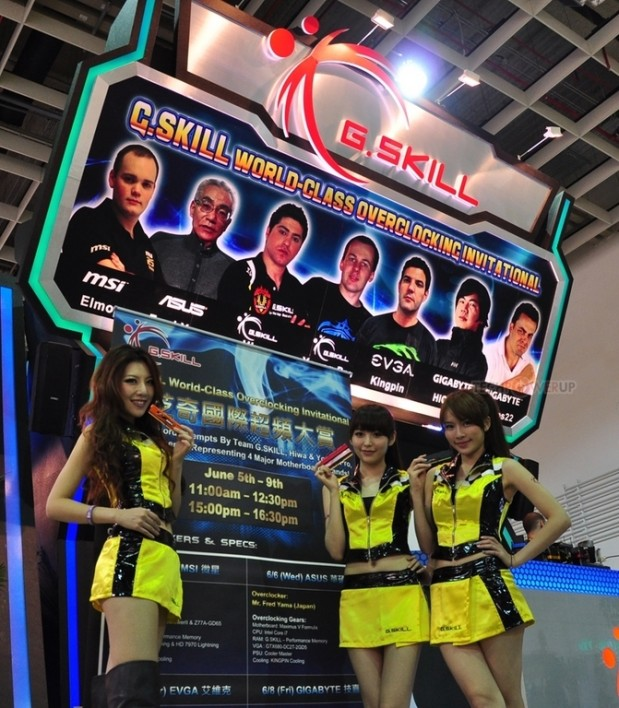 g.skill ddr 3 records 0 619x708 Computex 2012: G.Skill consigue 5 records de overclock con sus memorias DDR3