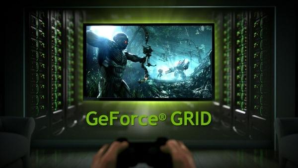geforcegrid GeForce GRID cambiará la forma de jugar tal y como la conocemos