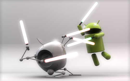 ios vs android Los desarrolladores de Apps siguen prefiriendo iOS sobre Android