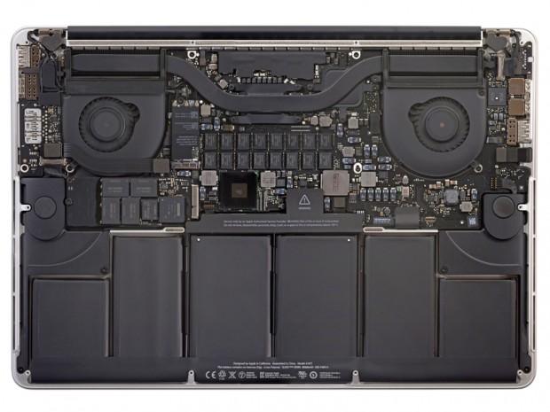 macbook pro retina 1 620x465 El nuevo MacBook Pro Retina podría ser el portátil más difícil de reparar