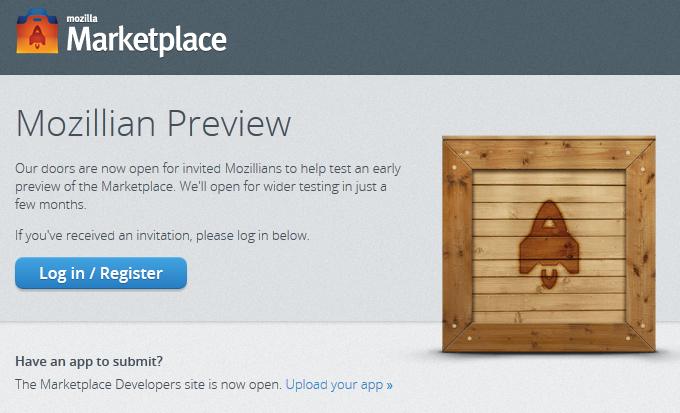 Mozilla abre su tienda de aplicaciones online