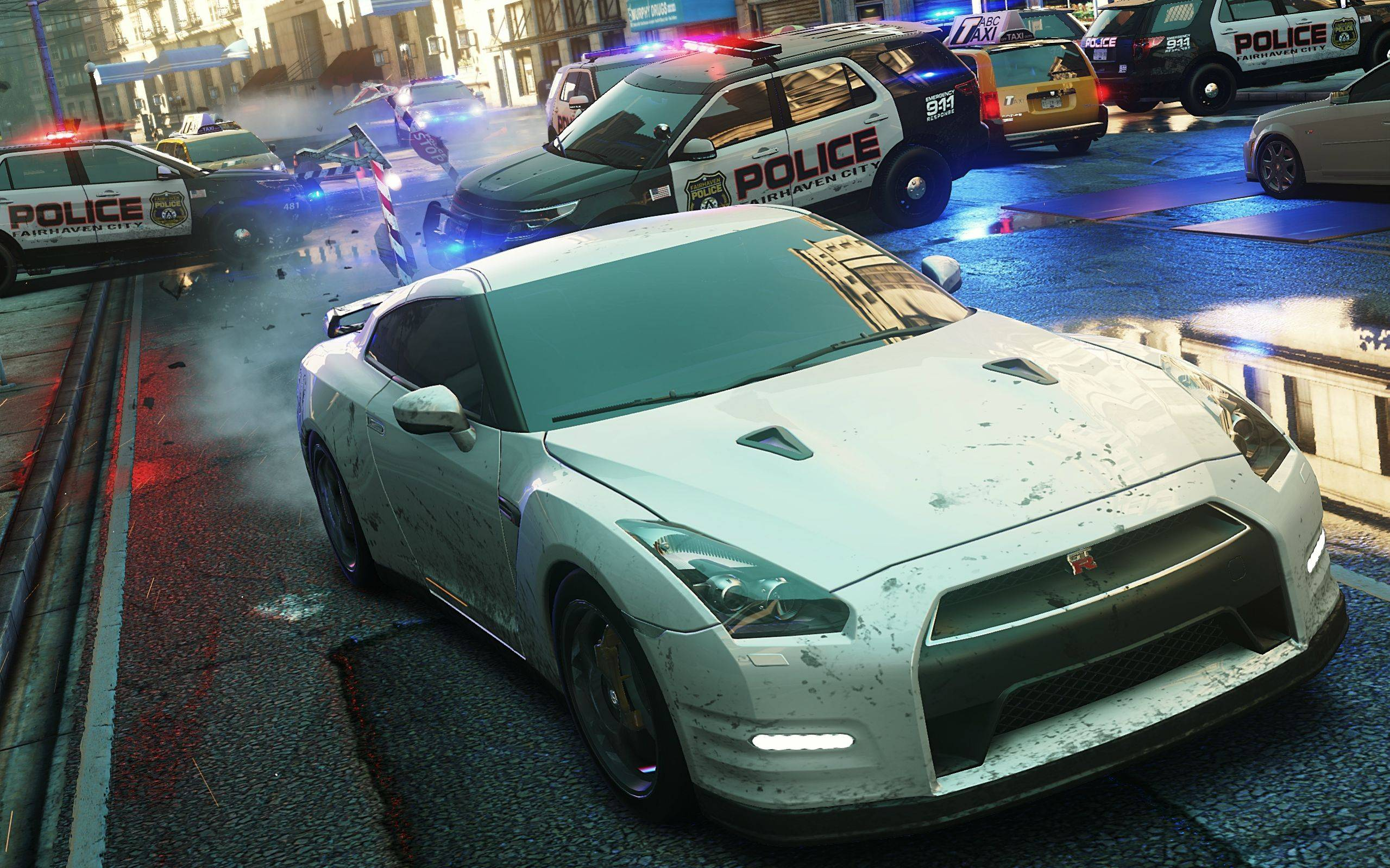 E3: Need for Speed: Most Wanted se muestra en video y multitud de imágenes