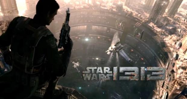 star wars 1313 620x328 E3: Star Wars 1313 se muestra con impresionantes gráficos