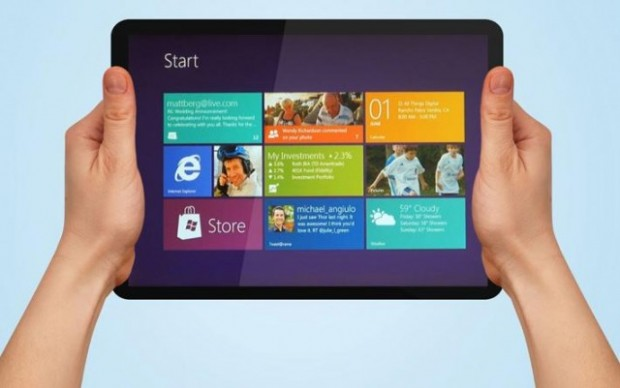 windows rt 620x388 Microsoft cobrará 85 dólares por las licencias de Windows RT para tablets