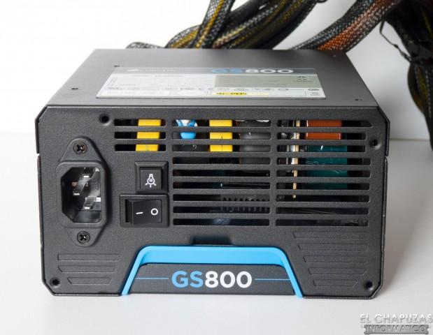 Corsair GS 800 15 619x480 Review: Corsair GS800 V2