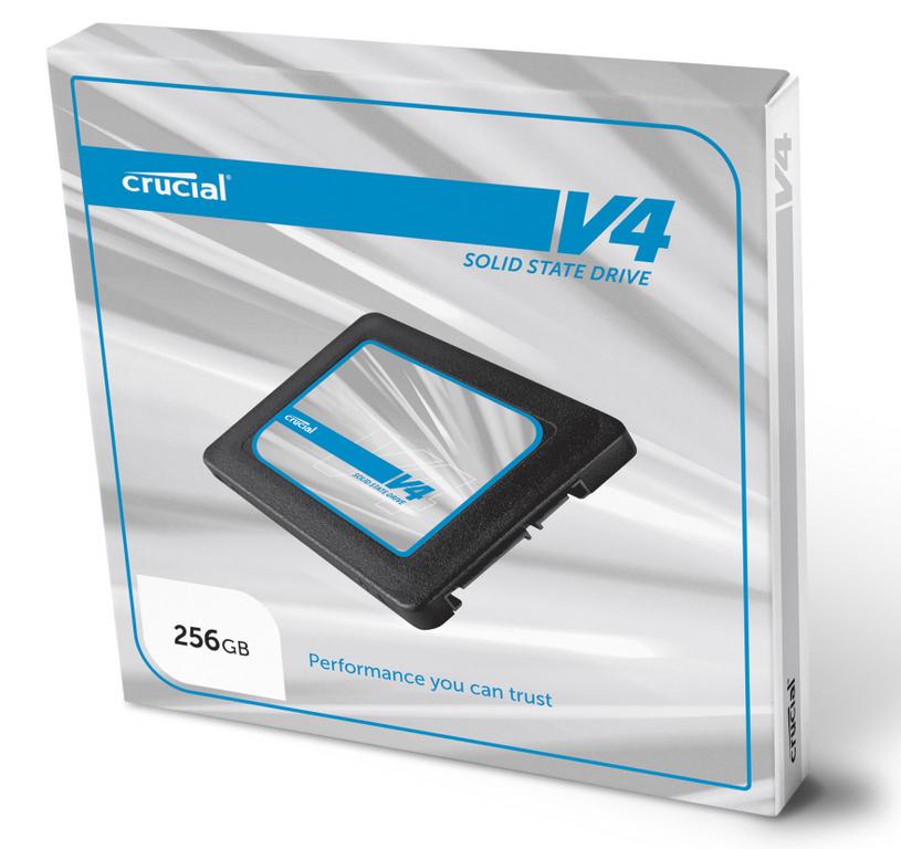 Crucial también actualiza el Firmware de sus SSD V4