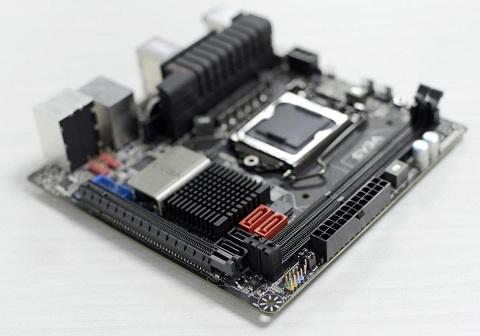 EVGA lanzará en Agosto una placa base Mini-ITX Intel Z77