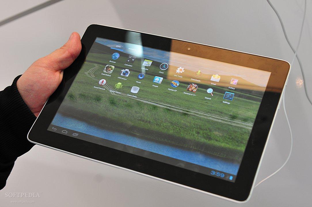 Huawei MediaPad 10 FHD: Quad-Core, IPS 10″ e ICS por 382 euros
