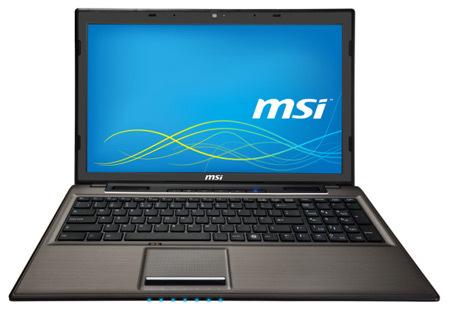 MSI anuncia los portátiles multimedia CX61 y CR61